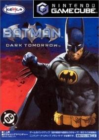 Batman: Dark Tomorrow Box Art