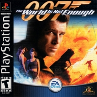 007: The World Is Not Enough Box Art