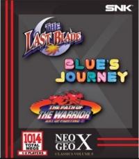 Neo Geo X Classics Volume 5 Box Art