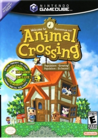 Animal Crossing [CA] Box Art