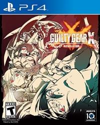 Guilty Gear Xrd: Revelator Box Art