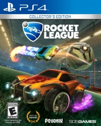 Rocket League - Collector's Edition Box Art