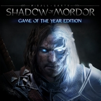 Middle-Earth: Shadow of Mordor - Game of the Year Edition Box Art