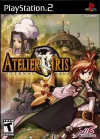 Atelier Iris: Eternal Mana Box Art