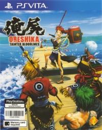 Oreshika: Tainted Bloodlines Box Art