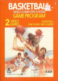 Basketball (Picture Label) Box Art