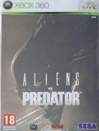 Aliens vs Predator - Survivor Edition Box Art