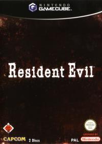 Resident Evil [DE] Box Art