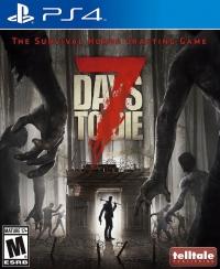 7 Days to Die Box Art