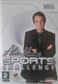 Alan Hansen's Sports Challenge Box Art