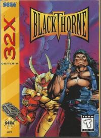 Blackthorne Box Art