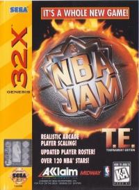 NBA Jam - Tournament Edition Box Art