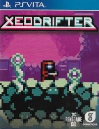 Xeodrifter Box Art