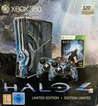 Microsoft Xbox 360 - Halo 4 Limited Edition [FR] Box Art