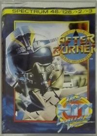 After Burner - The Hit Squad Box Art