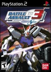 Battle Assault 3: Featuring Gundam Seed Box Art