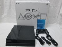 Sony PlayStation 4 - Factory Recertified Box Art