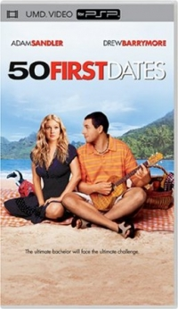 50 First Dates Box Art