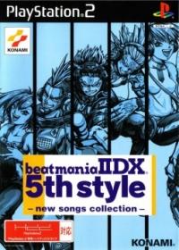 Beatmania IIDX 5th Style Box Art