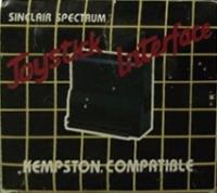 Sinclair Spectrum Joystick Interface Box Art