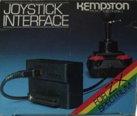 Kempston Joystick Interface Box Art