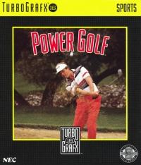Power Golf Box Art