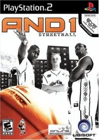 And 1 Streetball Box Art