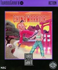 China Warrior Box Art