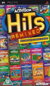 Activision Hits Remixed [UK] Box Art