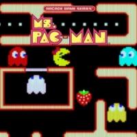 Arcade Game Series: Ms. Pac-Man Box Art