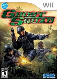Ghost Squad Box Art