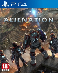 Alienation Box Art