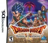Dragon Quest VI: Realms of Revelation Box Art