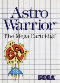 Astro Warrior (No Limits®) Box Art