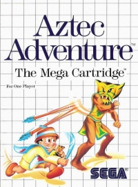 Aztec Adventure Box Art