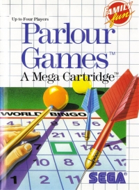Parlour Games Box Art