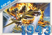 1943: The Battle of Valhalla Box Art