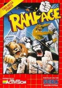 Rampage Box Art