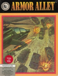 Armor Alley Box Art