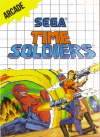 Time Soldiers Box Art