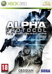 Alpha Protocol: The Espionage RPG Box Art