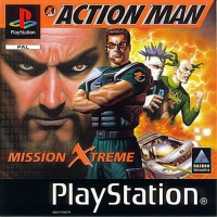 Action Man: Mission Xtreme Box Art