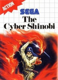 Cyber Shinobi, The (6 languages) Box Art