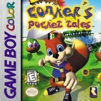 Conker's Pocket Tales Box Art