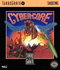 Cyber-Core Box Art