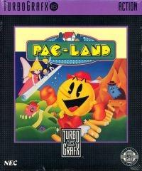 Pac-Land Box Art