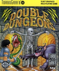 Double Dungeons Box Art