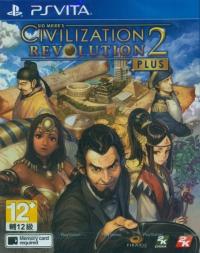 Sid Meier's Civilization Revolution 2 Plus Box Art