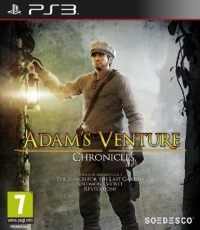 Adam's Venture Chronicles Box Art