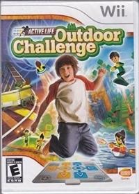 Active Life: Outdoor Challenge Box Art